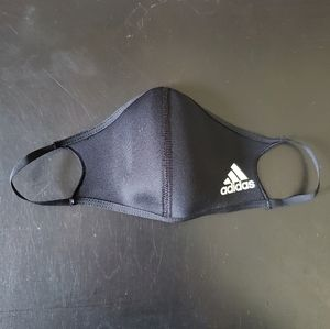Two Adidas face masks - Small